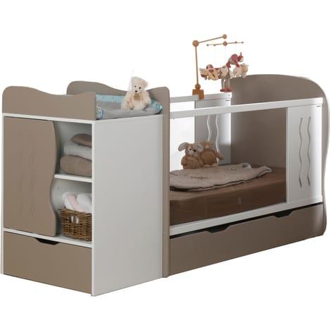 lit evolutif plexiglas pi ti li. Black Bedroom Furniture Sets. Home Design Ideas