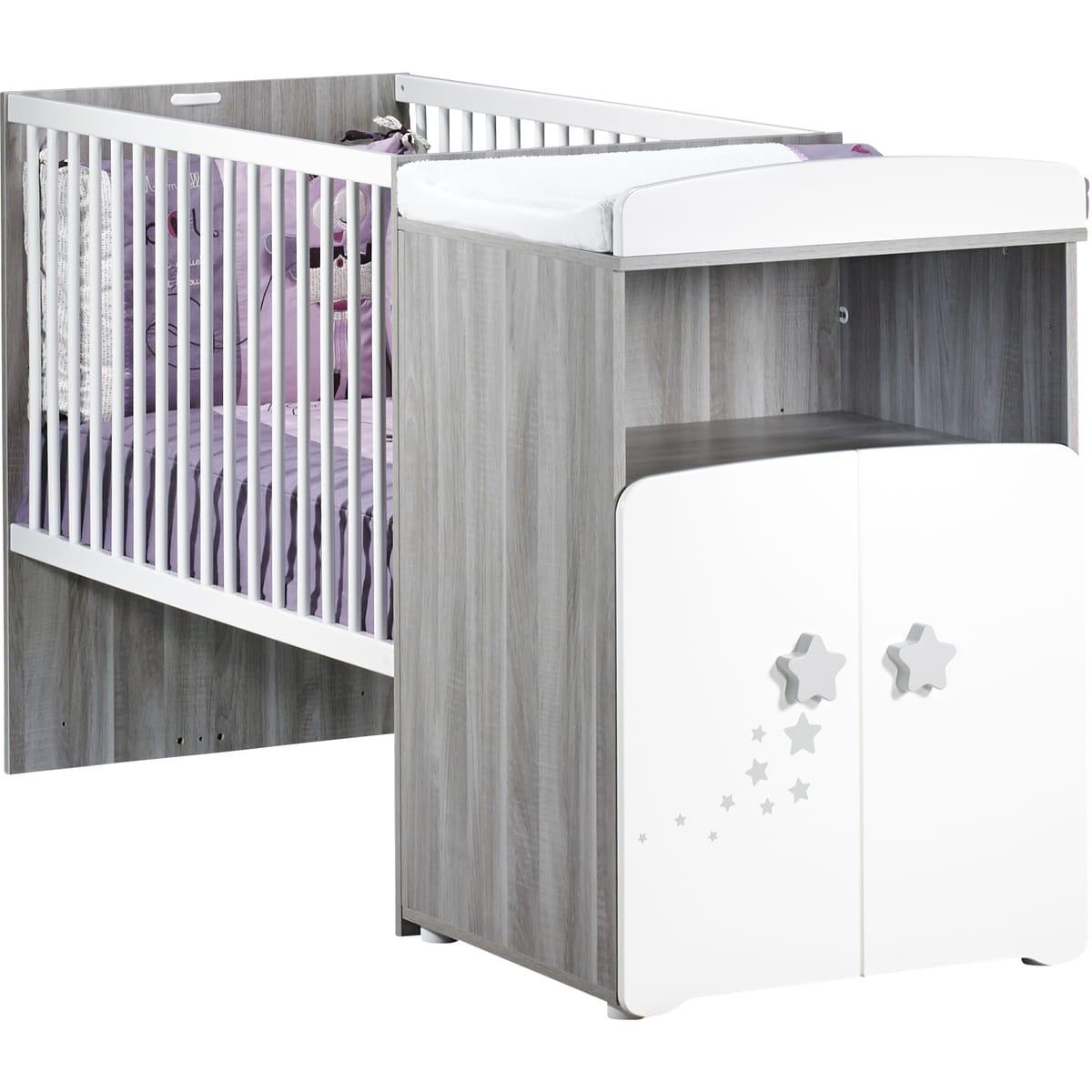 chambre bebe evolutive promo pi ti li. Black Bedroom Furniture Sets. Home Design Ideas