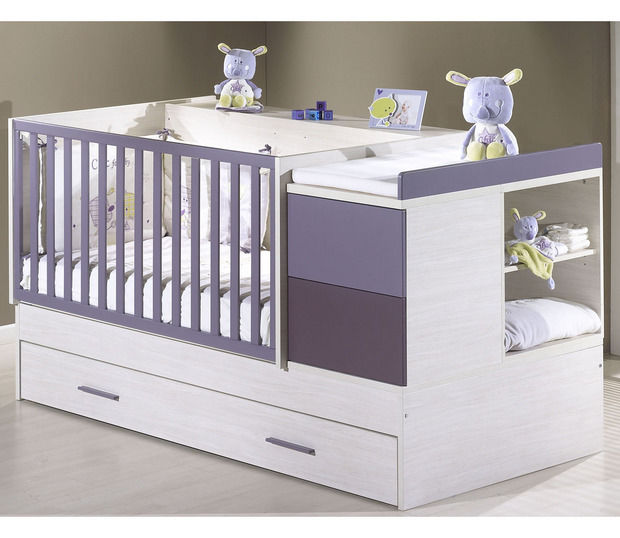 lit bebe fille evolutif pi ti li. Black Bedroom Furniture Sets. Home Design Ideas