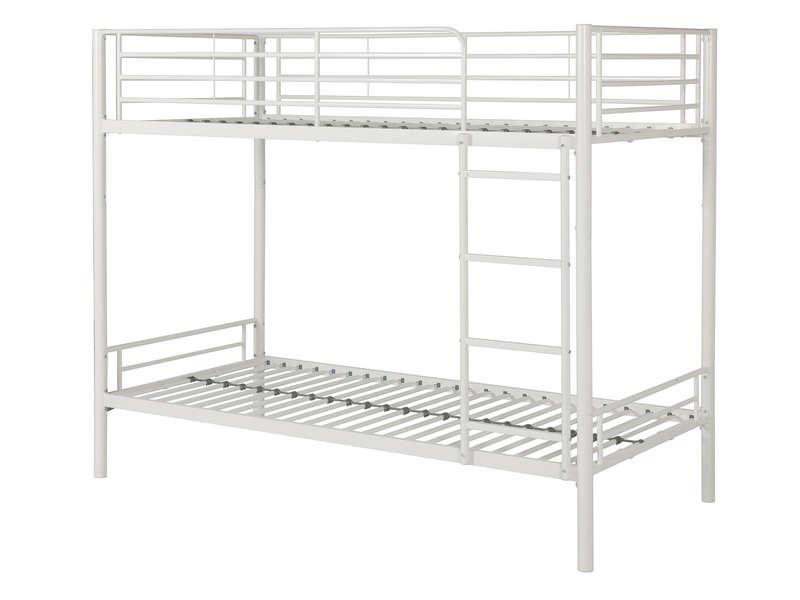 lit superpos m tal pi ti li. Black Bedroom Furniture Sets. Home Design Ideas