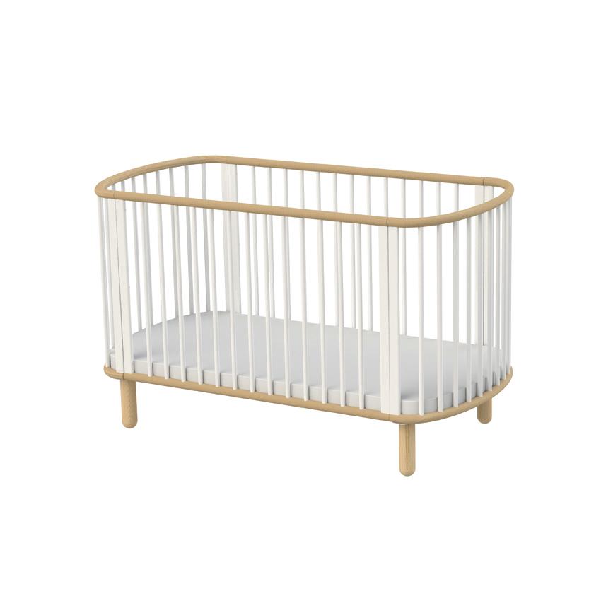 lit bois bebe pi ti li. Black Bedroom Furniture Sets. Home Design Ideas