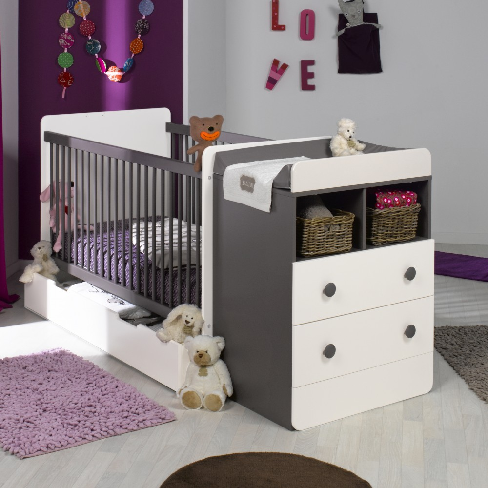 chambre bebe evolutif pas cher pi ti li. Black Bedroom Furniture Sets. Home Design Ideas