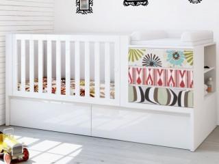 lit volutif b b pas cher pi ti li. Black Bedroom Furniture Sets. Home Design Ideas