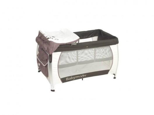 lit parapluie avec plan a langer pi ti li. Black Bedroom Furniture Sets. Home Design Ideas