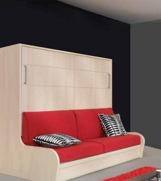 lit pliant armoire pi ti li. Black Bedroom Furniture Sets. Home Design Ideas