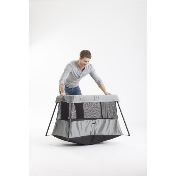 lit pliant compact pi ti li. Black Bedroom Furniture Sets. Home Design Ideas