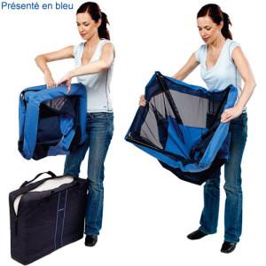 lit parapluie l ger et compact pi ti li. Black Bedroom Furniture Sets. Home Design Ideas