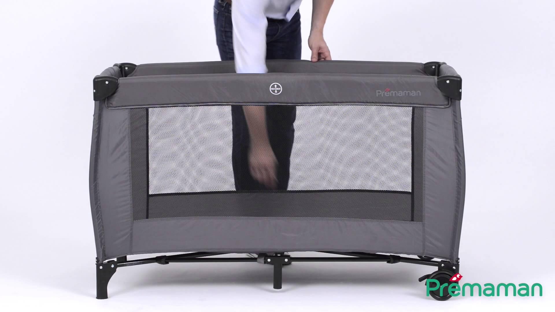 lit pliant b b orchestra pi ti li. Black Bedroom Furniture Sets. Home Design Ideas