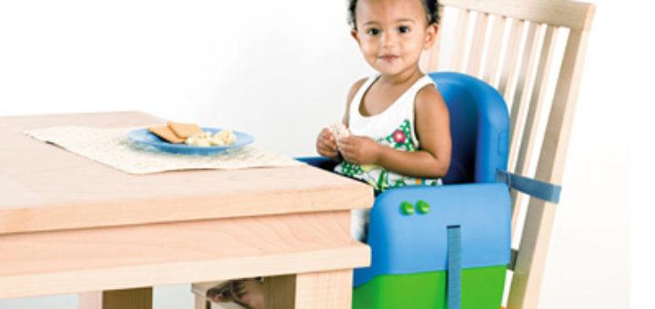Chaise pour manger b b pi ti li for Chaise haute ou rhausseur
