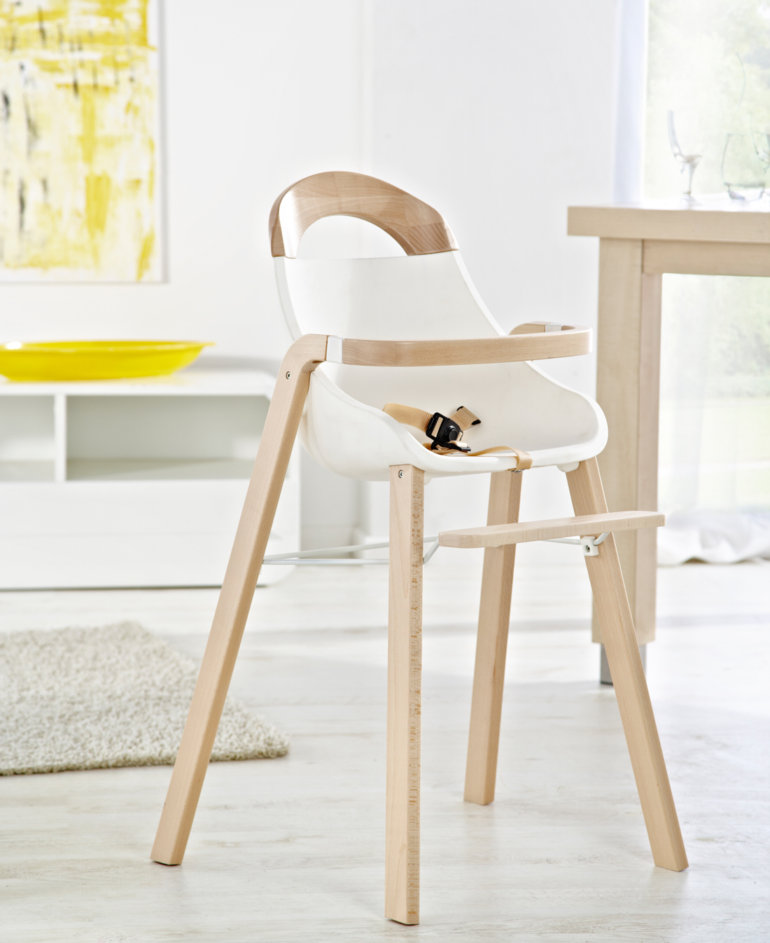 chaise haute adaptable pi ti li. Black Bedroom Furniture Sets. Home Design Ideas