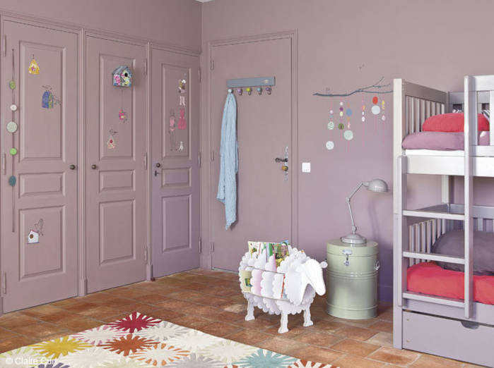 Emejing Decoration Pour Chambre Fille Contemporary - Matkin.info ...