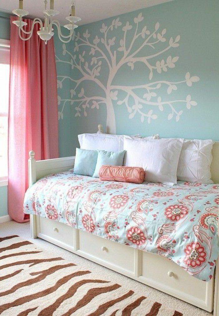 Awesome Deco Chambre De Petite Fille Simple Photos - Design Trends ...