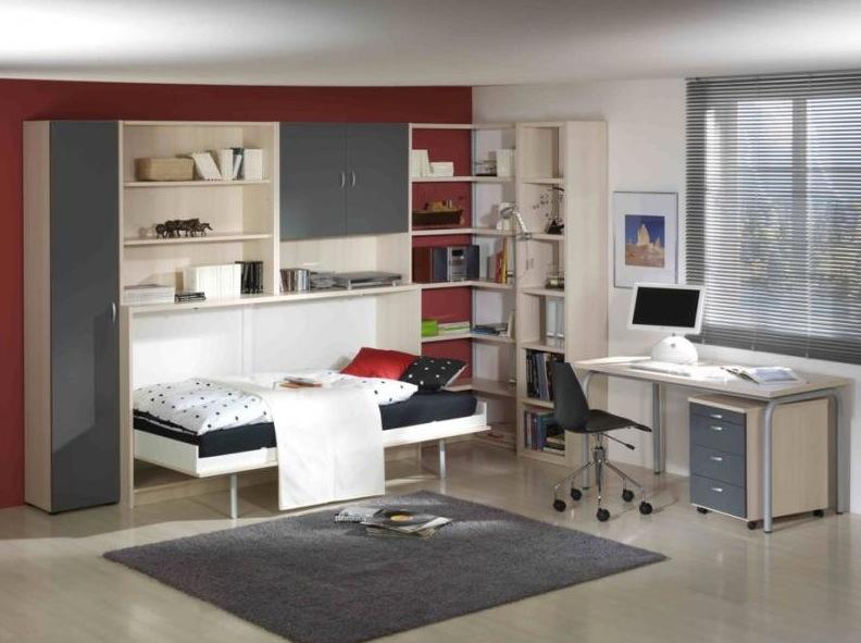 armoire chambre ado garcon pi ti li. Black Bedroom Furniture Sets. Home Design Ideas