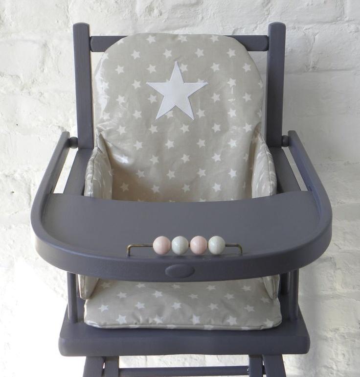 Siege chaise haute pi ti li - Coussin pour chaise haute bebe ...