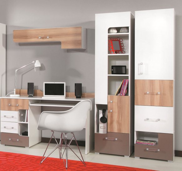 meuble de chambre ado pi ti li. Black Bedroom Furniture Sets. Home Design Ideas