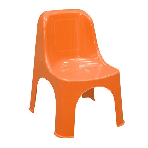 chaise en plastique pour enfant pi ti li. Black Bedroom Furniture Sets. Home Design Ideas