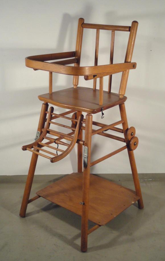 chaise haute b b occasion pi ti li. Black Bedroom Furniture Sets. Home Design Ideas