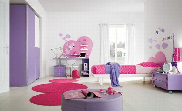 Chambre A Coucher Ado Fille  Pi Ti Li