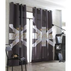 rideau chambre gar on ado pi ti li. Black Bedroom Furniture Sets. Home Design Ideas