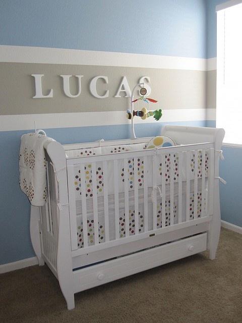 Idée chambre bébé - pi ti li