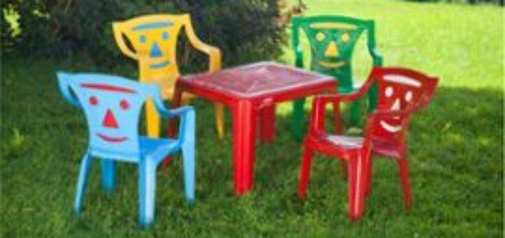 table plastique pour enfant - Table Et Chaise De Jardin Pour Enfant