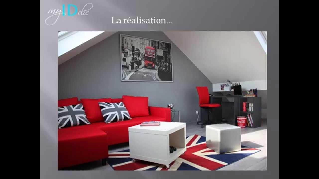 Decoration anglaise pour chambre ado pi ti li - Deco chambre anglaise ...