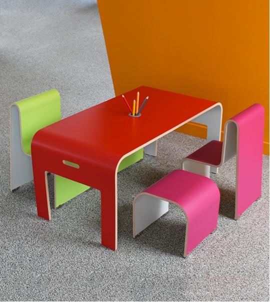 chaise de table pour enfant pi ti li - Chaise Et Table Enfant
