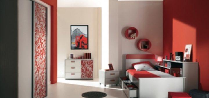 chambre moderne ado pi ti li. Black Bedroom Furniture Sets. Home Design Ideas