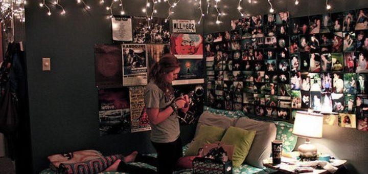 Decoration murale chambre fille ado pi ti li - Deco chambre ado fille 15 ans ...