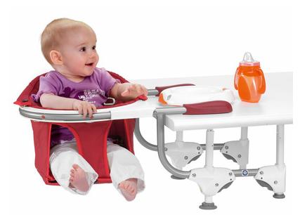 Siege bebe manger pi ti li - Chaise a manger pour bebe ...