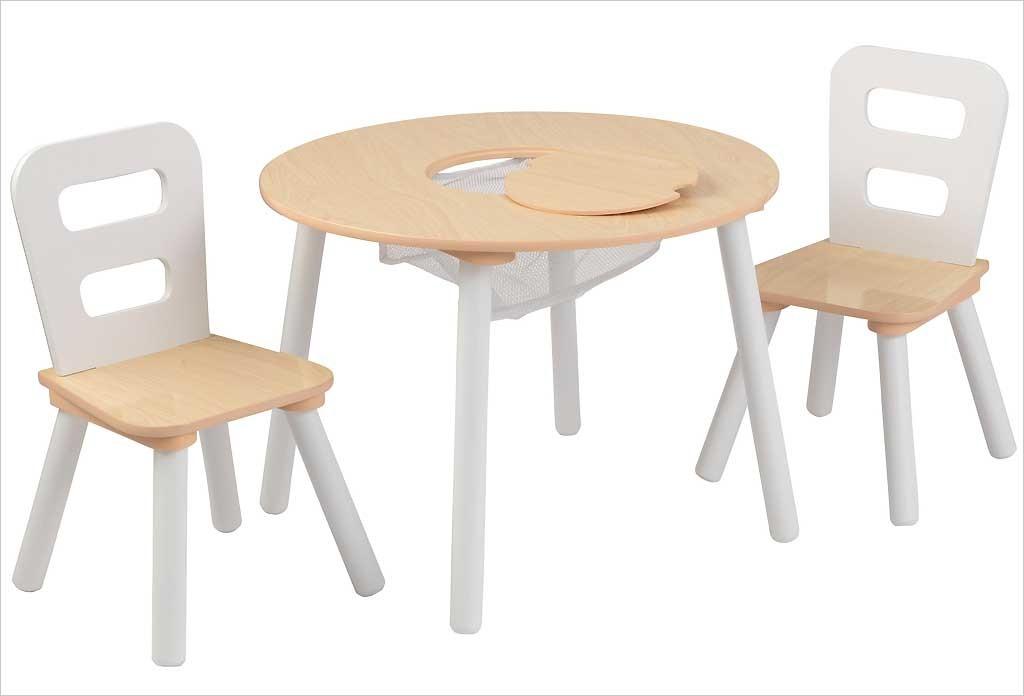 petite table en bois enfant - pi ti li