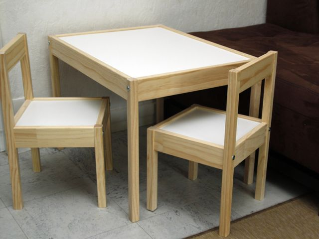 table chaise enfant ikea pi ti li. Black Bedroom Furniture Sets. Home Design Ideas