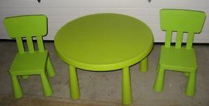 table chaise ikea enfant pi ti li. Black Bedroom Furniture Sets. Home Design Ideas