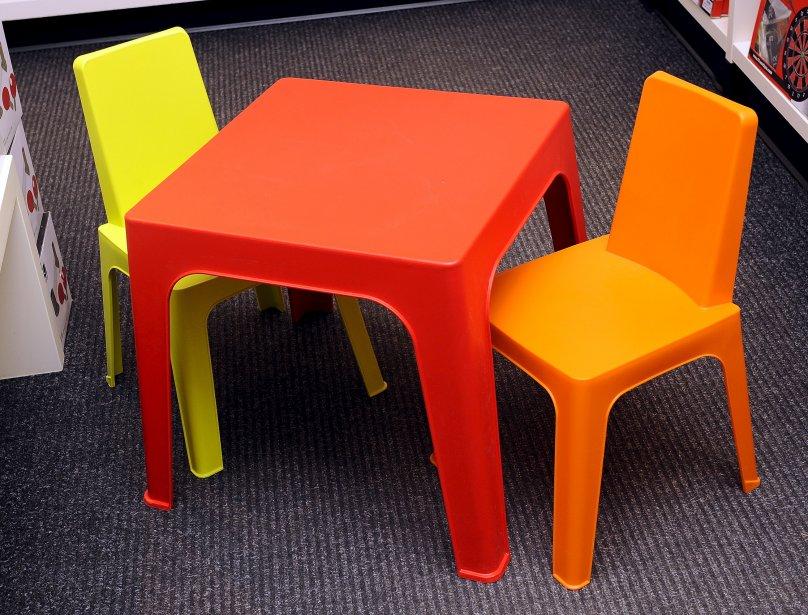 Table et chaise de jardin pour enfant pi ti li for Table et chaises pour enfants ikea