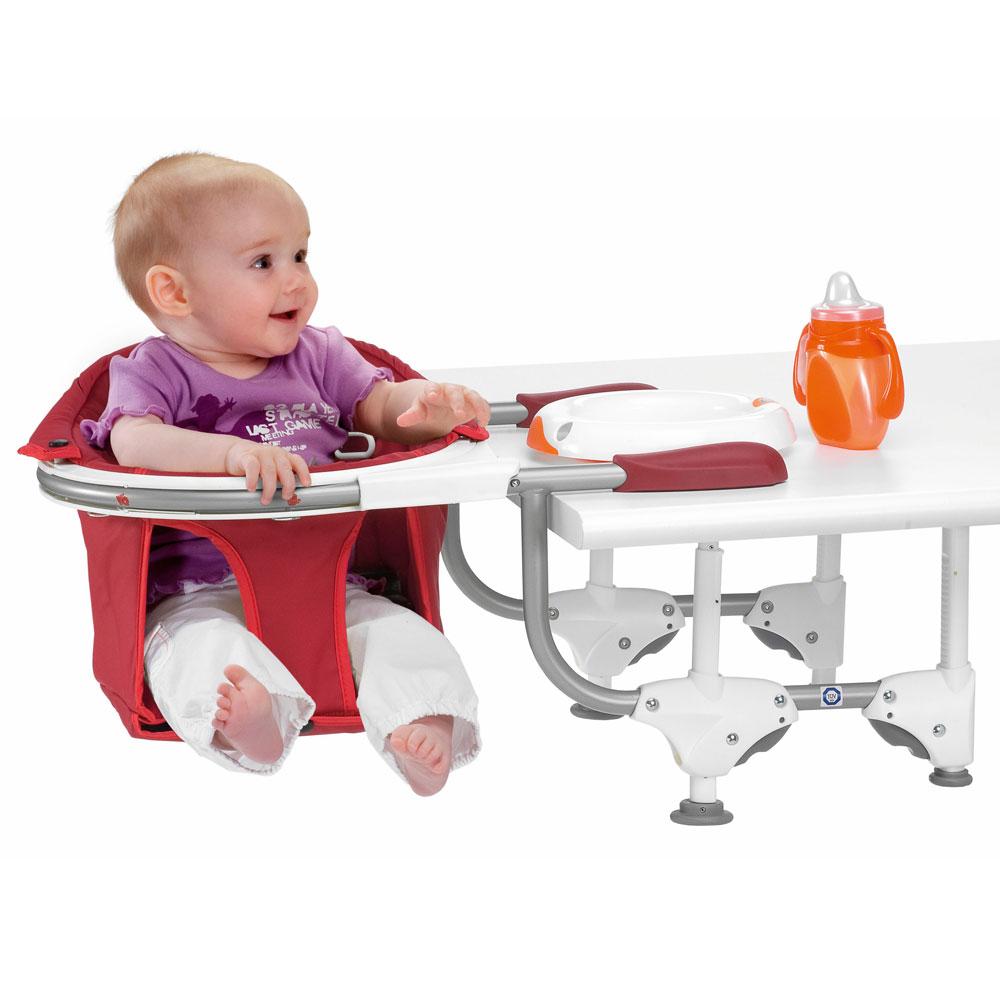 Chaise b b accroche table pi ti li for Chaise qui s accroche a la table