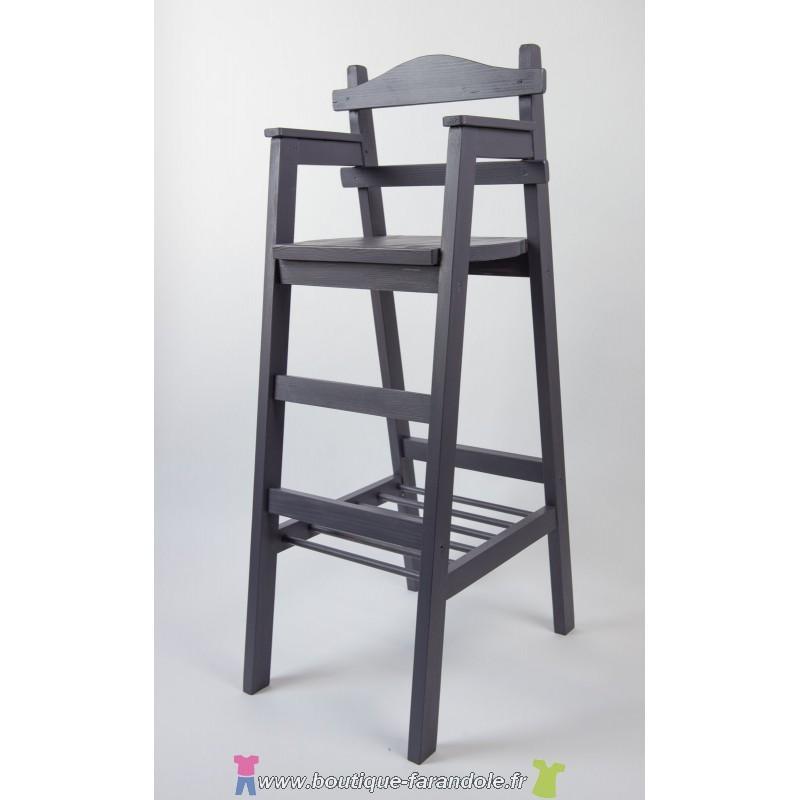 chaise bar enfant pi ti li. Black Bedroom Furniture Sets. Home Design Ideas