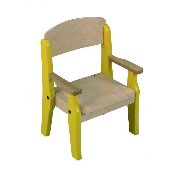 chaise enfant avec accoudoir pi ti li
