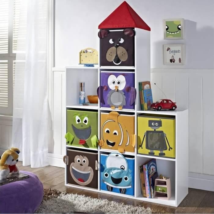 Meuble rangement chambre enfant pi ti li - Meubles chambres enfants ...