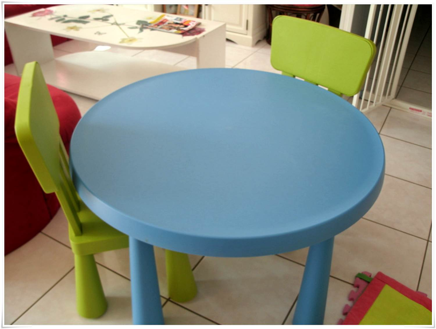 Table et chaise ikea enfant pi ti li - Table chaise enfant ikea ...