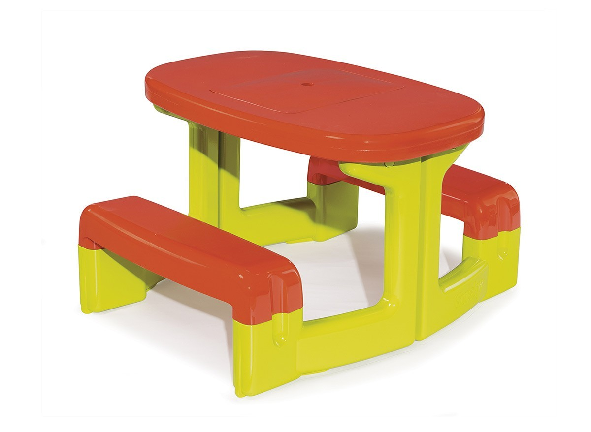 Table enfant pi ti li for Table enfant rouge