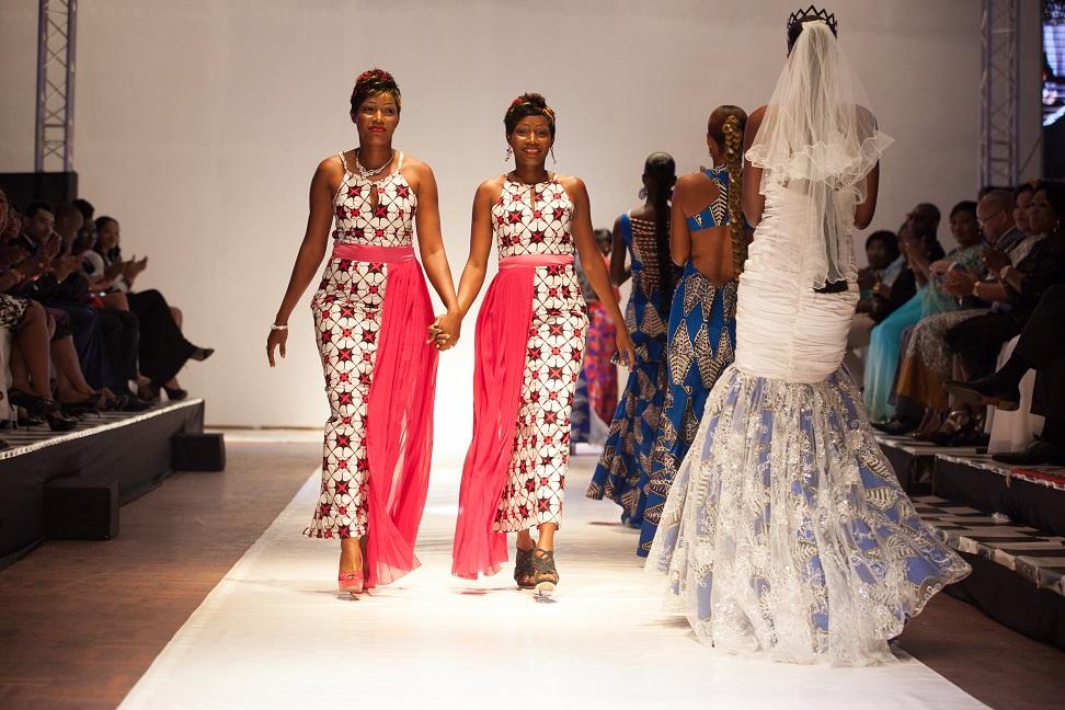 Couture pagne congolais - pi ti li
