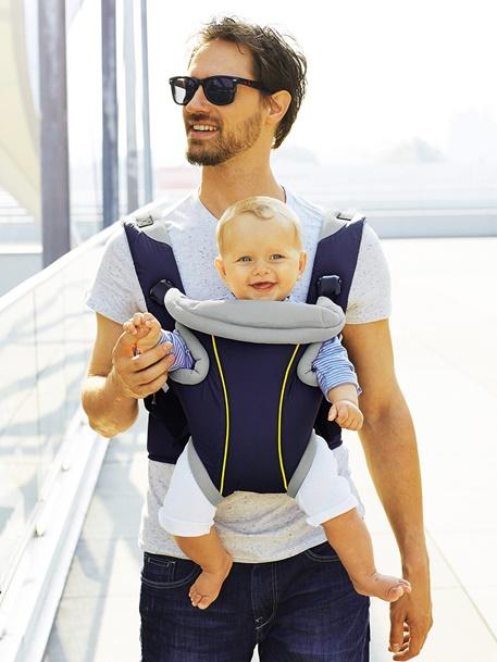 Porte b b ventral et dorsal pi ti li - Porte bebe ventral et dorsal ...