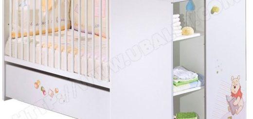 lit bebe barreau evolutif pi ti li. Black Bedroom Furniture Sets. Home Design Ideas