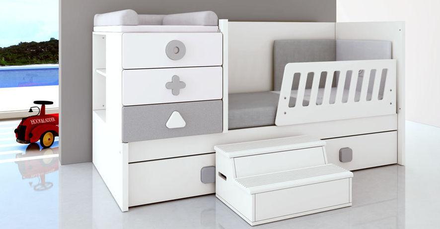bebe lit evolutif pi ti li. Black Bedroom Furniture Sets. Home Design Ideas