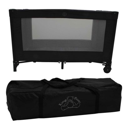 lit parapluie noir pi ti li. Black Bedroom Furniture Sets. Home Design Ideas
