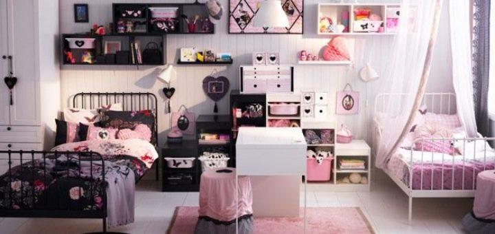 Genial Accessoire Chambre Fille
