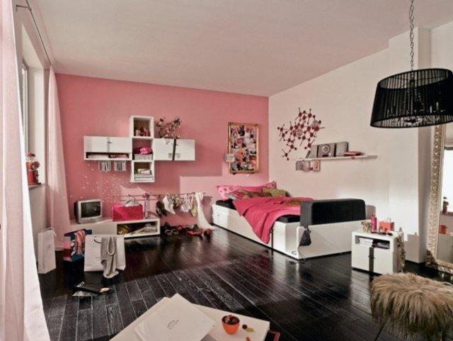 Chambre moderne pour fille - pi ti li