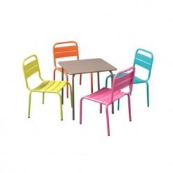Voici Une Selection De Chaise Table Bebe Pour Vous Jardin Enfant