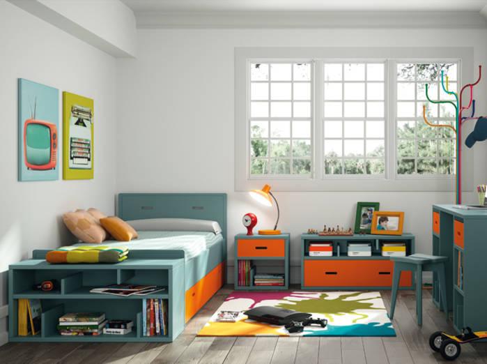 amenagement chambre garcon pi ti li. Black Bedroom Furniture Sets. Home Design Ideas