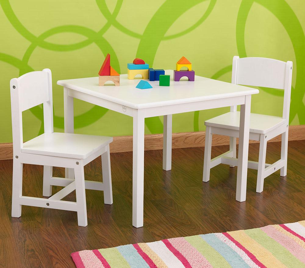 Table Chaise Enfant Exterieur